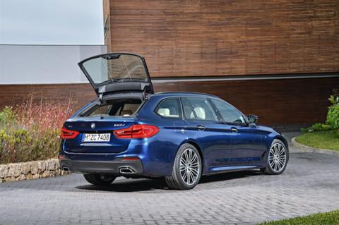 BMW G30 5-Series Touring Wagon