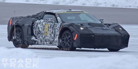 2020 Mid Engine Corvette News - Everything We Know About the Chevy ...