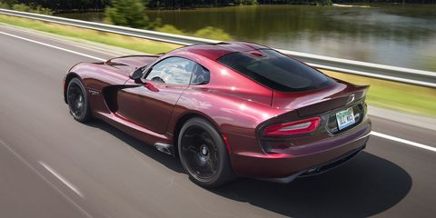 The Dodge Viper Ends Production This Year As If That News Wasn T Bad Enough Entire Run Of Model 2017 Vipers Has Completely Sold Out