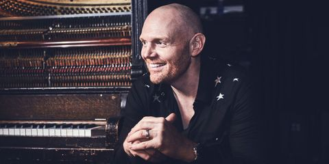 Bill Burr Has a Lot to Say About Motorsports