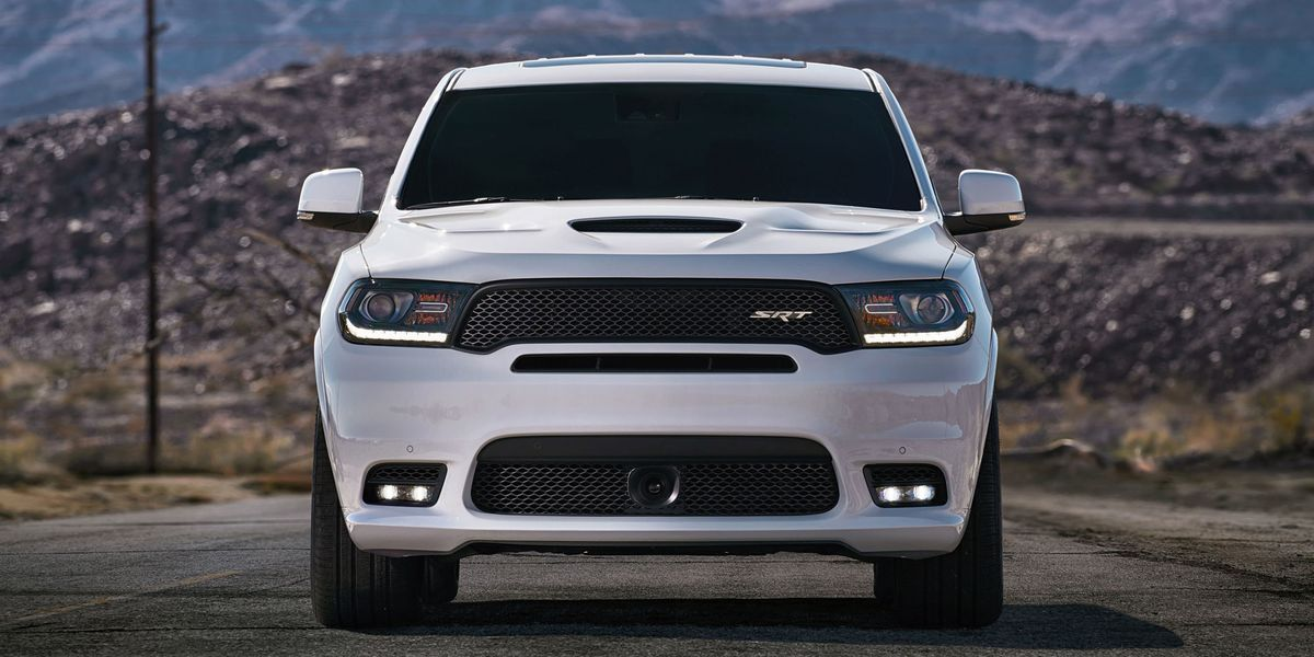 The 475 Horsepower 2018 Dodge Durango Srt Is A Charger