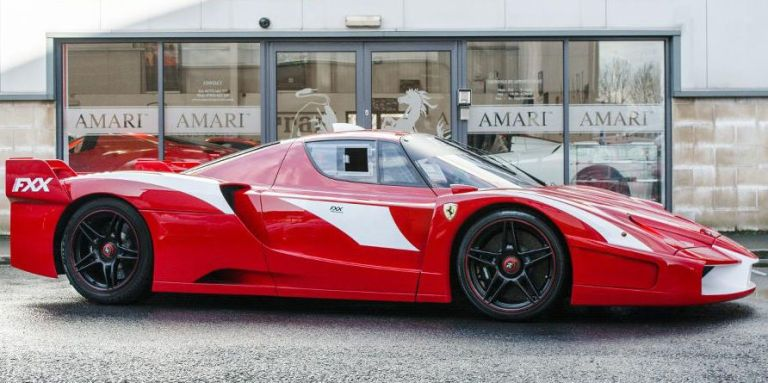 You Can Own This Street,Legal Ferrari Enzo FXX Evoluzione