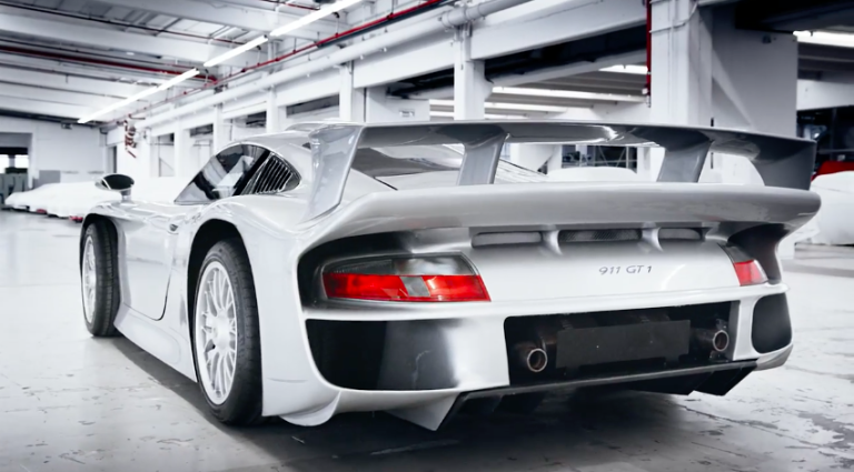 These Are the Rarest, Raddest Cars in Porsche's Private Collection