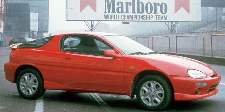 Remember When Mazda Made a 1.8-Liter V6?