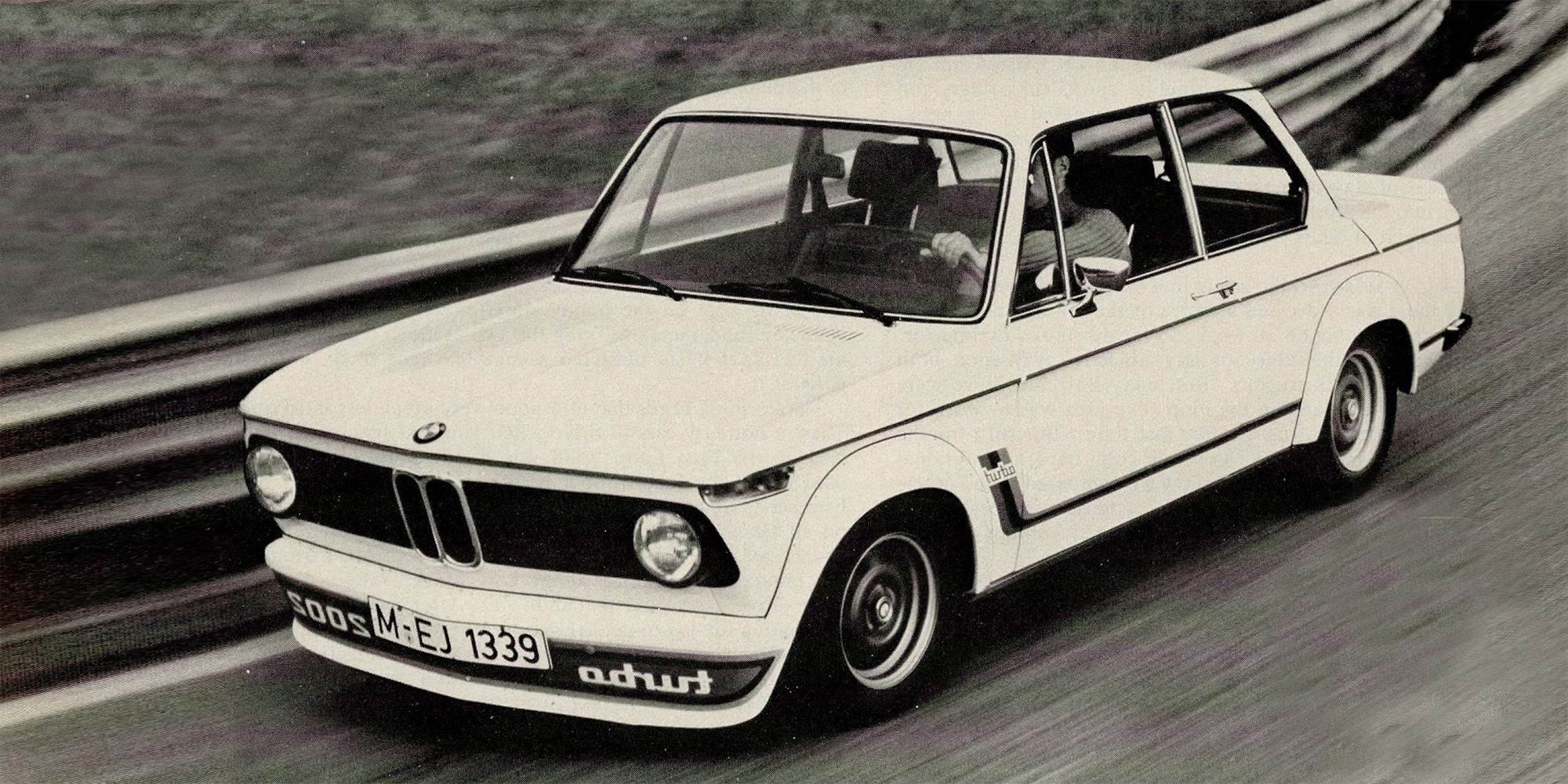 First Drive Bmw 2002 Turbo