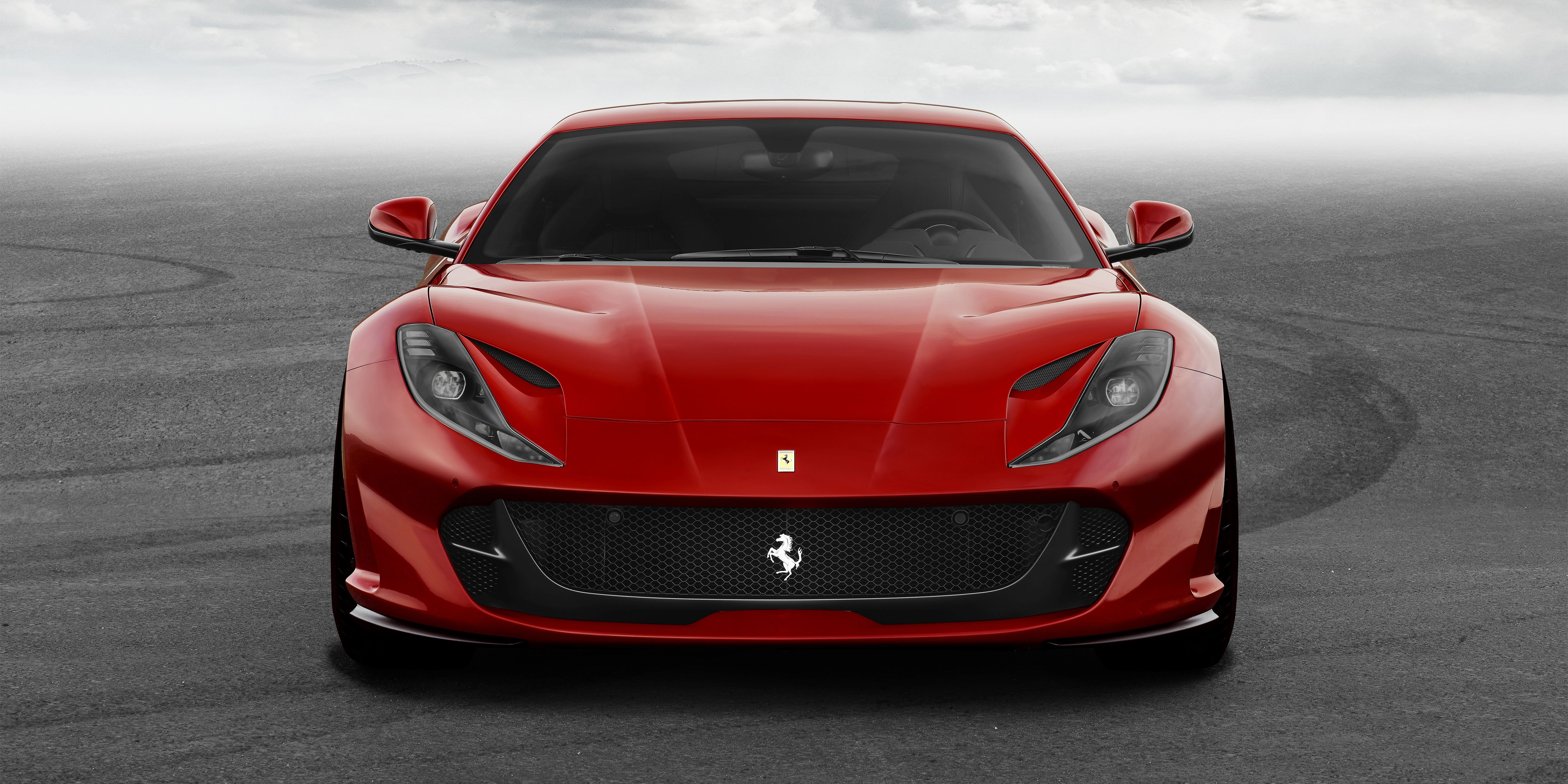 The Ferrari 812 Superfast Is Maranello S Most Powerful Production Car Ever