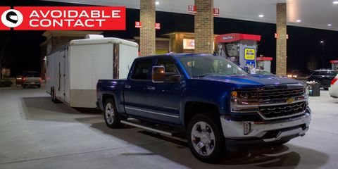 The Silverado 1500 Ltz Tow Package Is A Friend Indeed