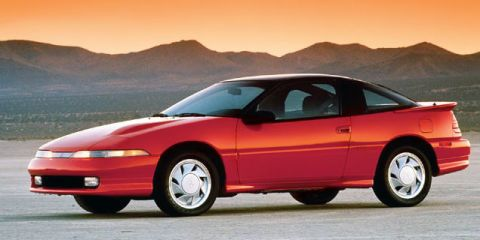 What happened to the mitsubishi eclipse