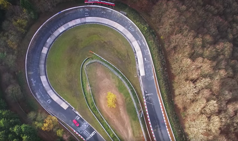How to Drive the Nurburgring's Most Famous Corner