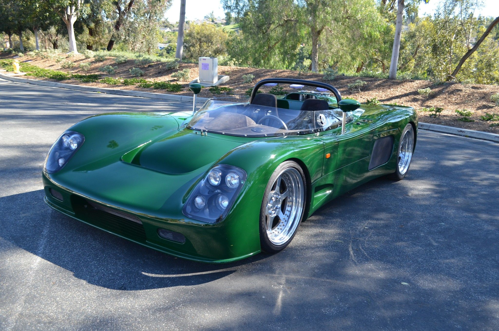 Tempt Fate With This Street-Legal 525-Horsepower Ultima Can Am