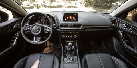 Mazda3 Interior Photos - Best Car Interior Available for Under $30,000