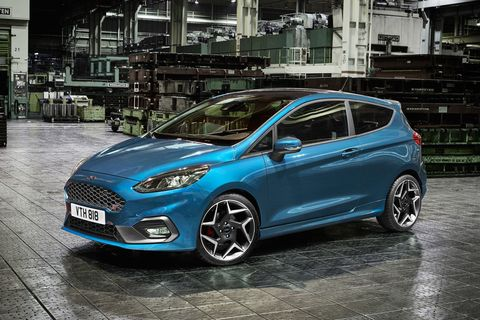 Ford The Cur Fiesta St