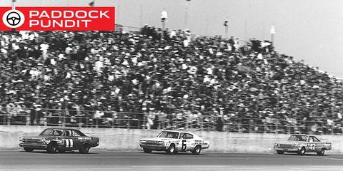 Mario Andretti Daytona