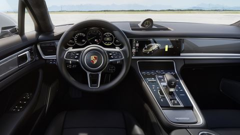 In Addition To Rip Roaring Performance The Maximum Panamera Offers All Luxuries Available That Model Turbo S E Hybrid Comes Regular And