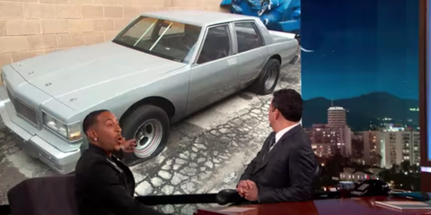 Ludacris' Furious 7 Chevy Caprice Is Going Up for Auction