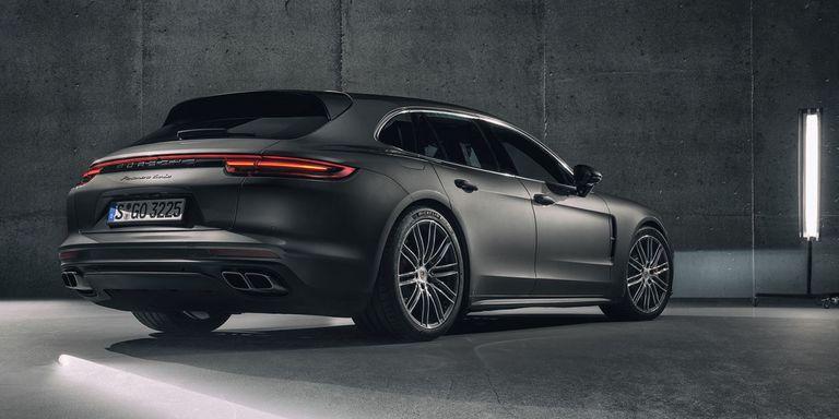 Porsche panamera sport turismo new porsche wagon to debut at geneva porsche sciox Choice Image