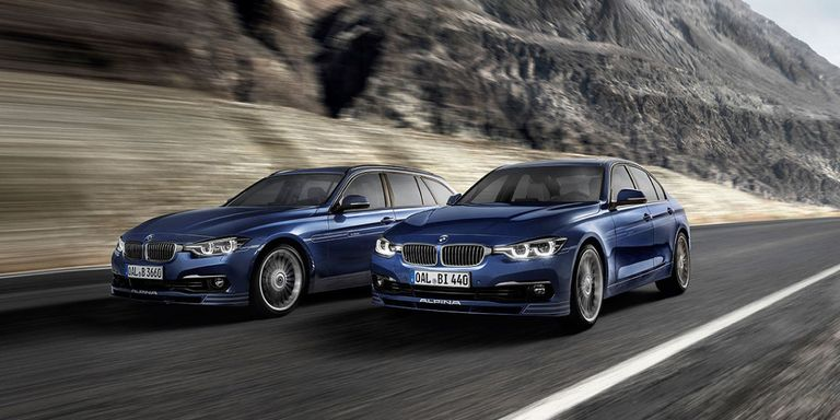 The New Alpina B3 S Might Be the Best M3 Alternative