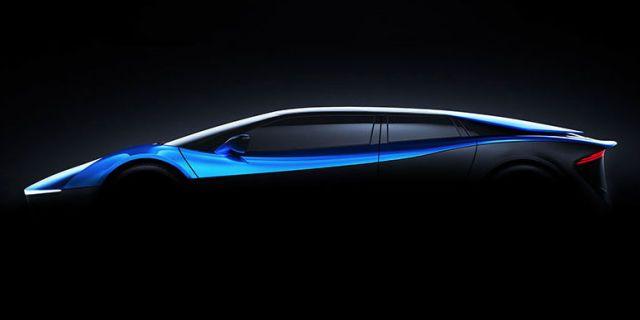 Elextra Electric Car Electric Sedan Under - Sports cars under 60
