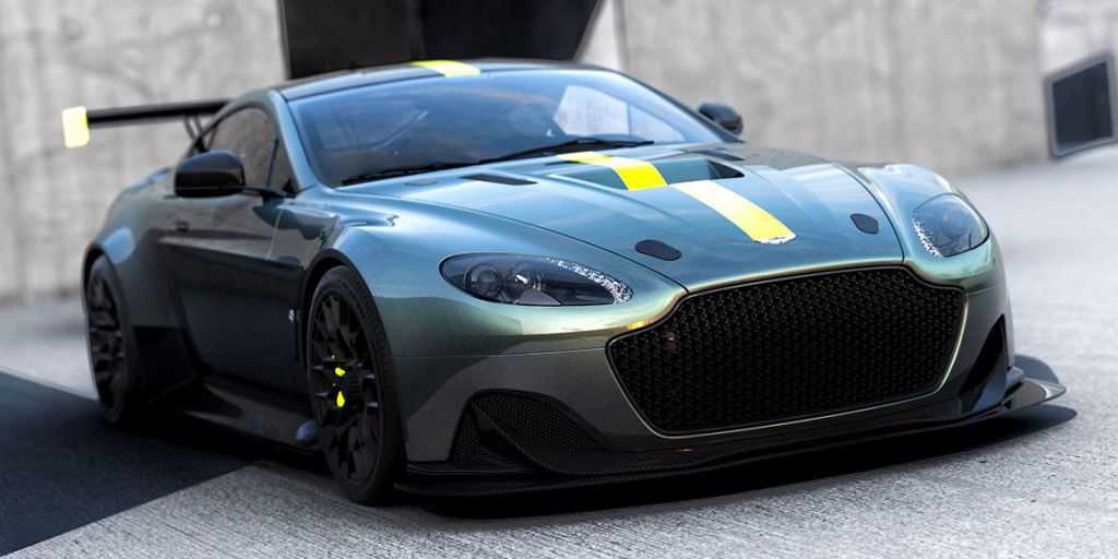 Aston Martin Vantage AMR Pro Is a Gorgeous Track-Only Beast