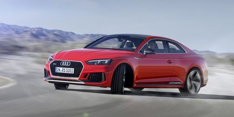 The 2018 Audi Rs5 Is An M4 Fighter With 450 Hp And All Wheel Drive