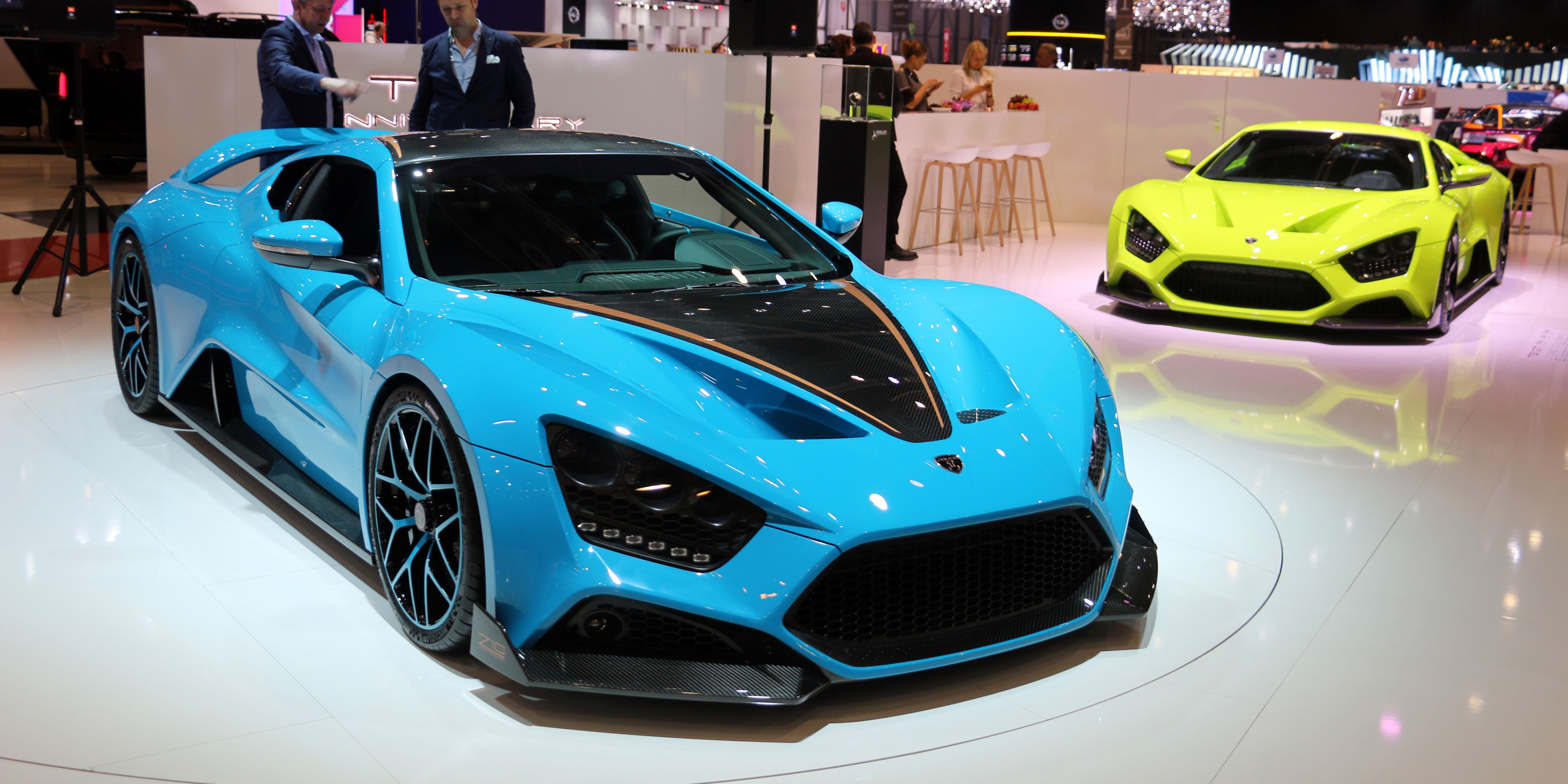 Zenvo Has Built 11 Cars Since It Was Founded Ten Years Ago