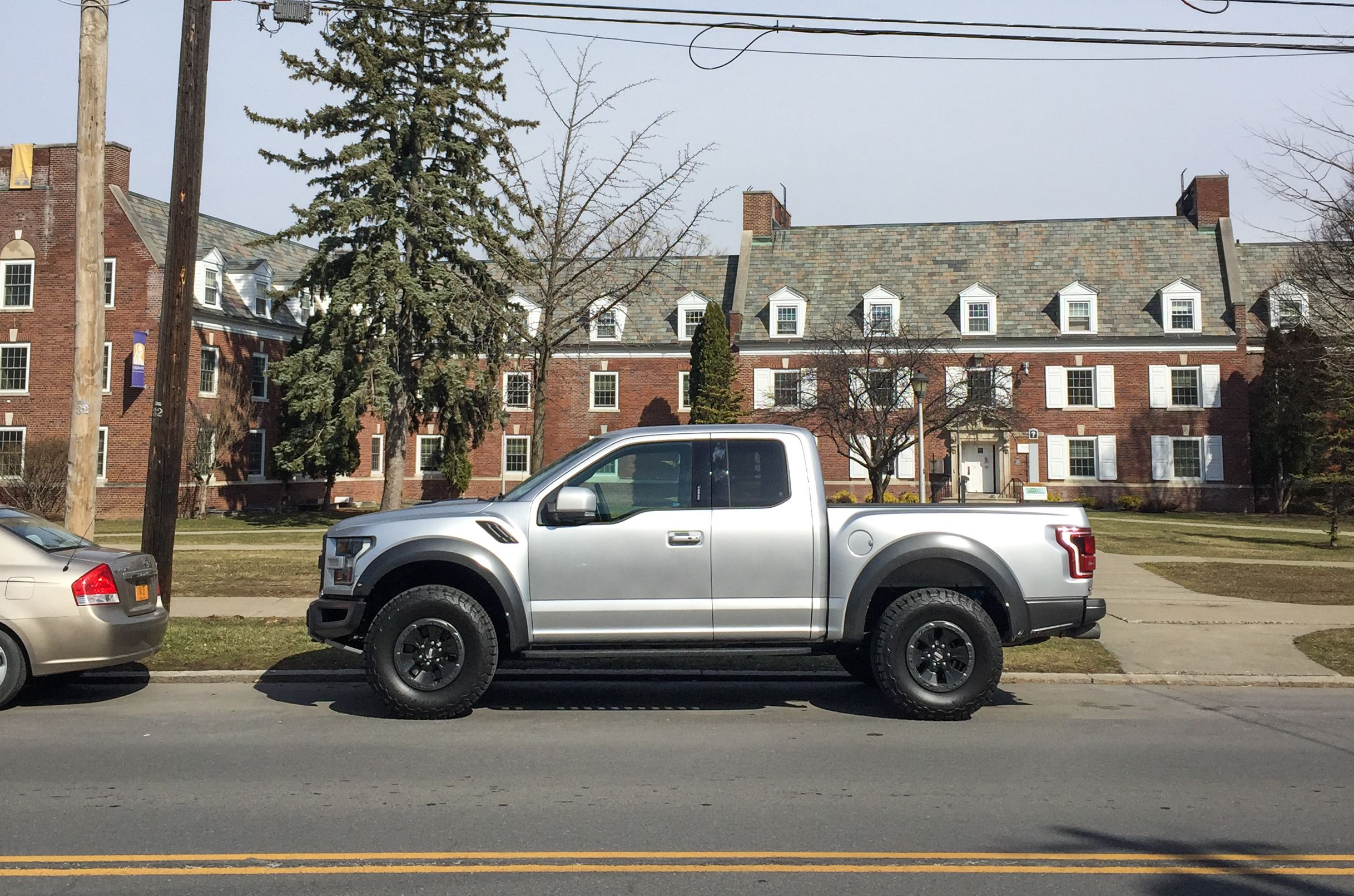 The Ford F-150 Raptor Is Great—Even If You Never Take it Off