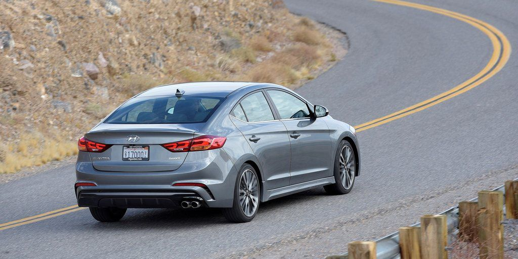 What You Learn After Driving the Hyundai Elantra Sport