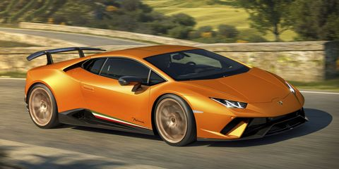This Is The 640 Hp Lamborghini Huracan Performante Your New