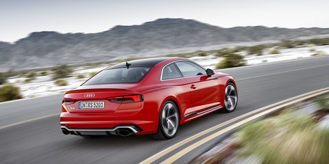 The Audi RS Is An MFighter With HP And AllWheelDrive - Audi rs5 2018