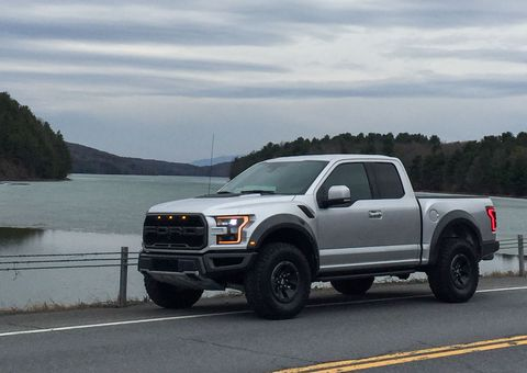 The Ford F-150 Raptor Is Great—Even If You Never Take it Off-Road
