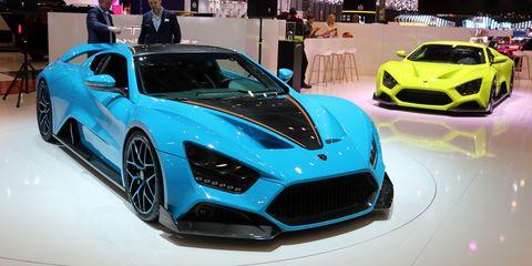 Land vehicle, Vehicle, Car, Sports car, Supercar, Zenvo ST, Automotive design, Motor vehicle, Performance car, Auto show,