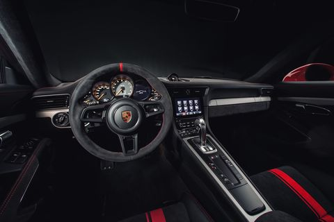 2018 Porsche 911 Gt3 The Manual Is Back