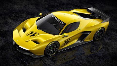 Tire, Wheel, Mode of transport, Automotive design, Vehicle, Yellow, Land vehicle, Rim, Car, Performance car,