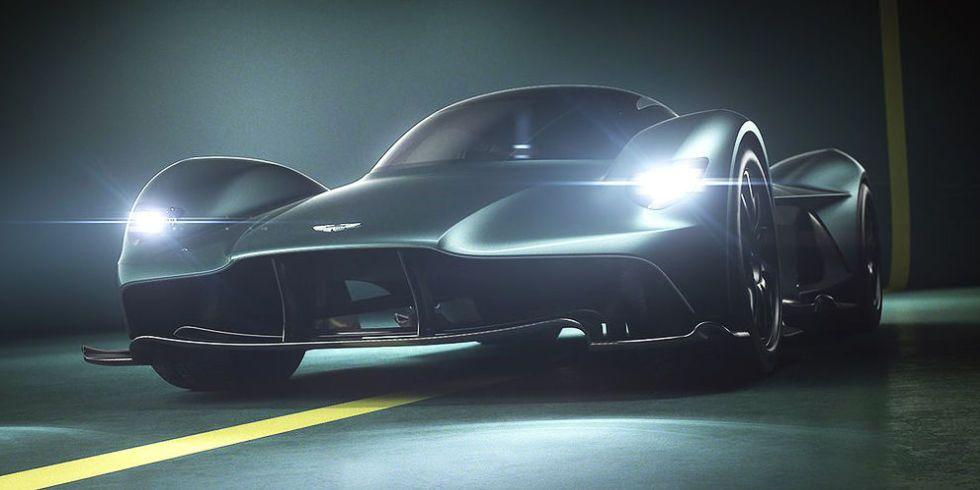 Aston Martin's V12 Hypercar Is Called Valkyrie
