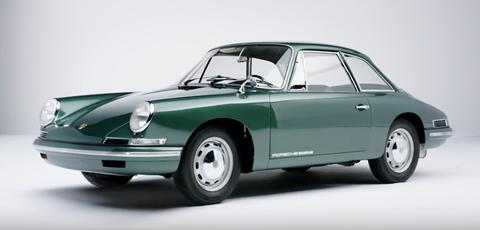 Porsche 754 concept 911
