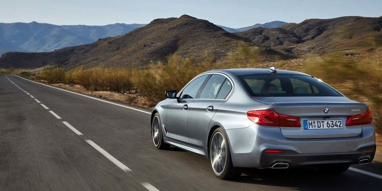 what you learn after driving the 2017 bmw 540i. Black Bedroom Furniture Sets. Home Design Ideas