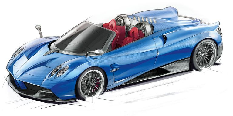Why it Took Pagani So Long to Build the Huayra Roadster