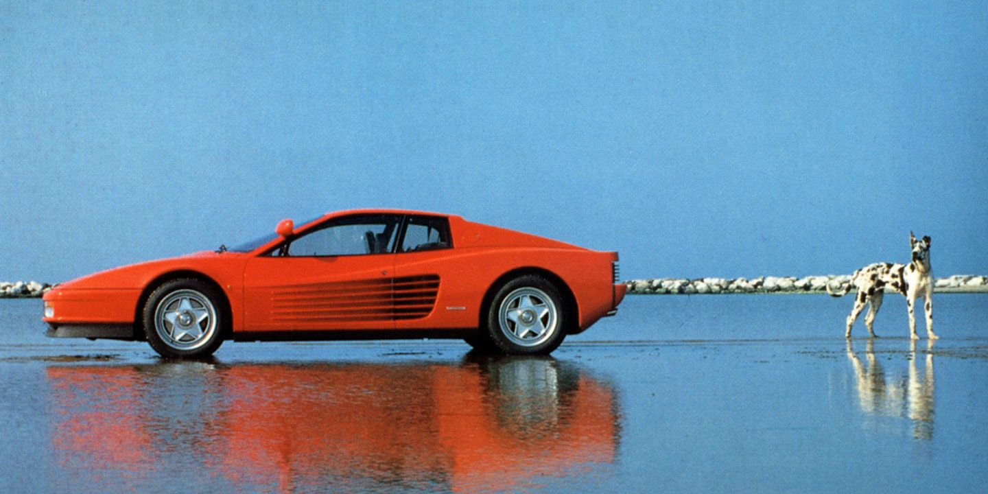 Best 1980s Sports Cars Greatest Performance Cars From The 80s