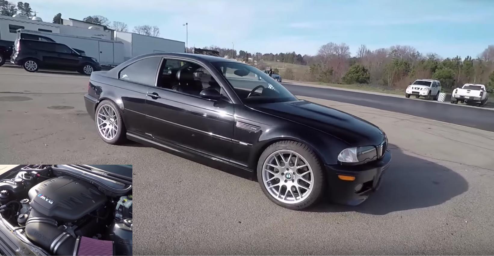 How Do You Make The E46 M3 Better Put In An M3 V8 Engine