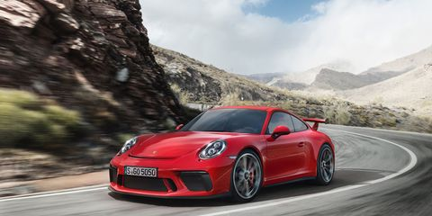 Porsche Makes an Average of $17,000 on Every Car It Sells