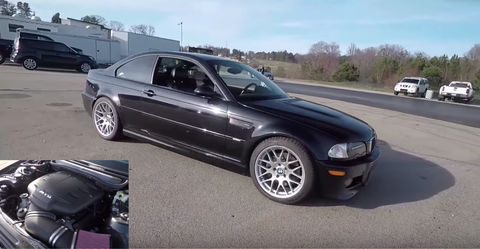 How Do You Make The E46 M3 Better Put In An M3 V8 Engine