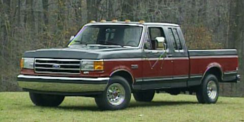 The 1991 Ford F 150 Showed Us Where Future Of Pickup Trucks Was