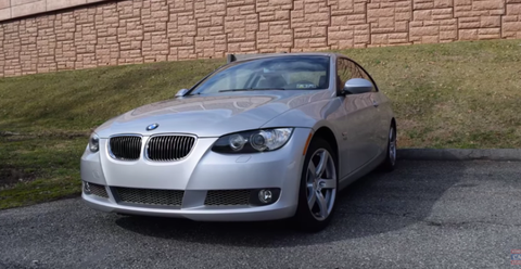 2007 bmw 335i coupe reliability