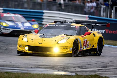 Missed the 12 Hours of Sebring? Watch the Entire Race Right Here