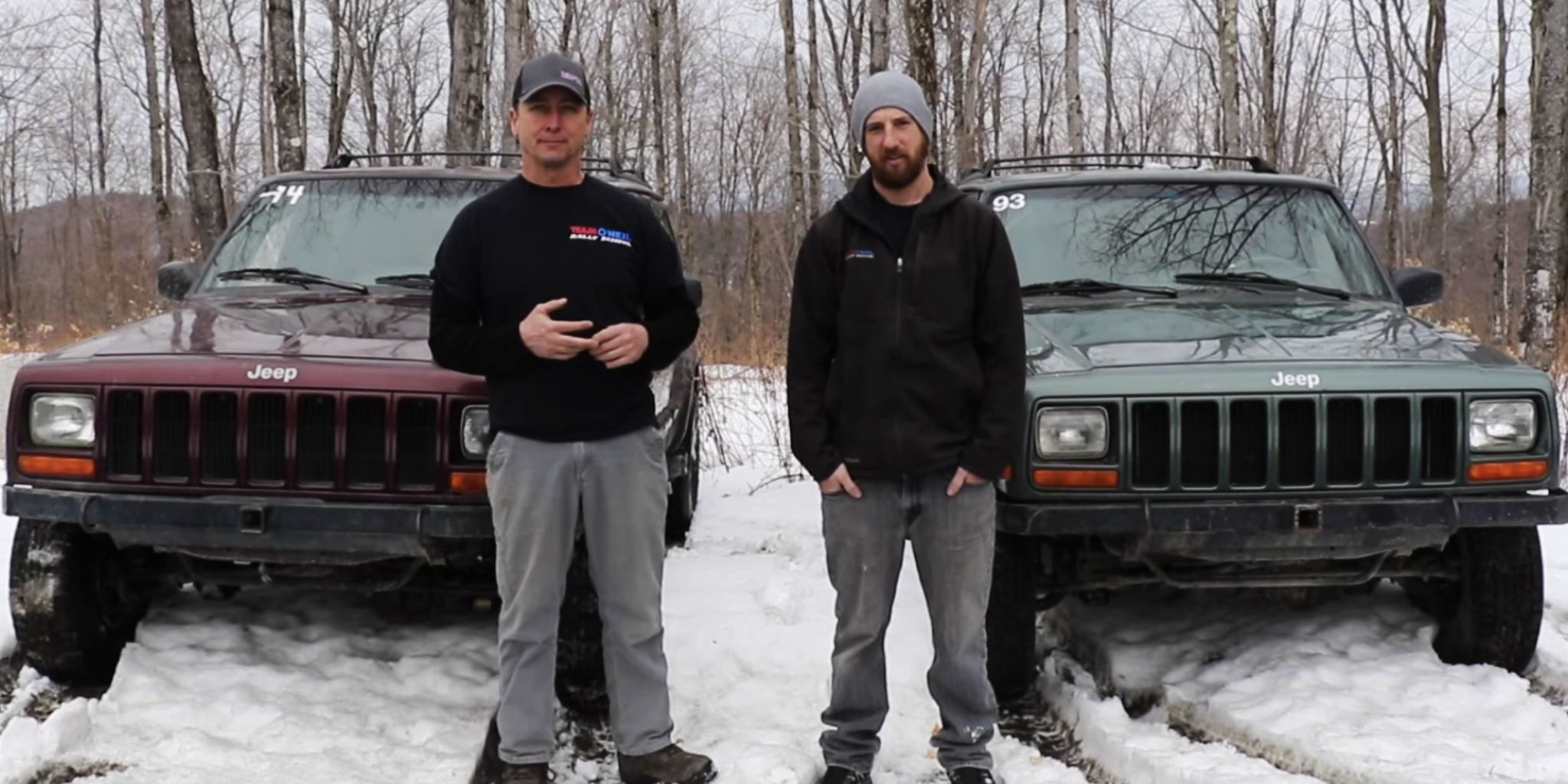 manual vs automatic which is better off road rh roadandtrack com Automatic Car manual or auto in snow