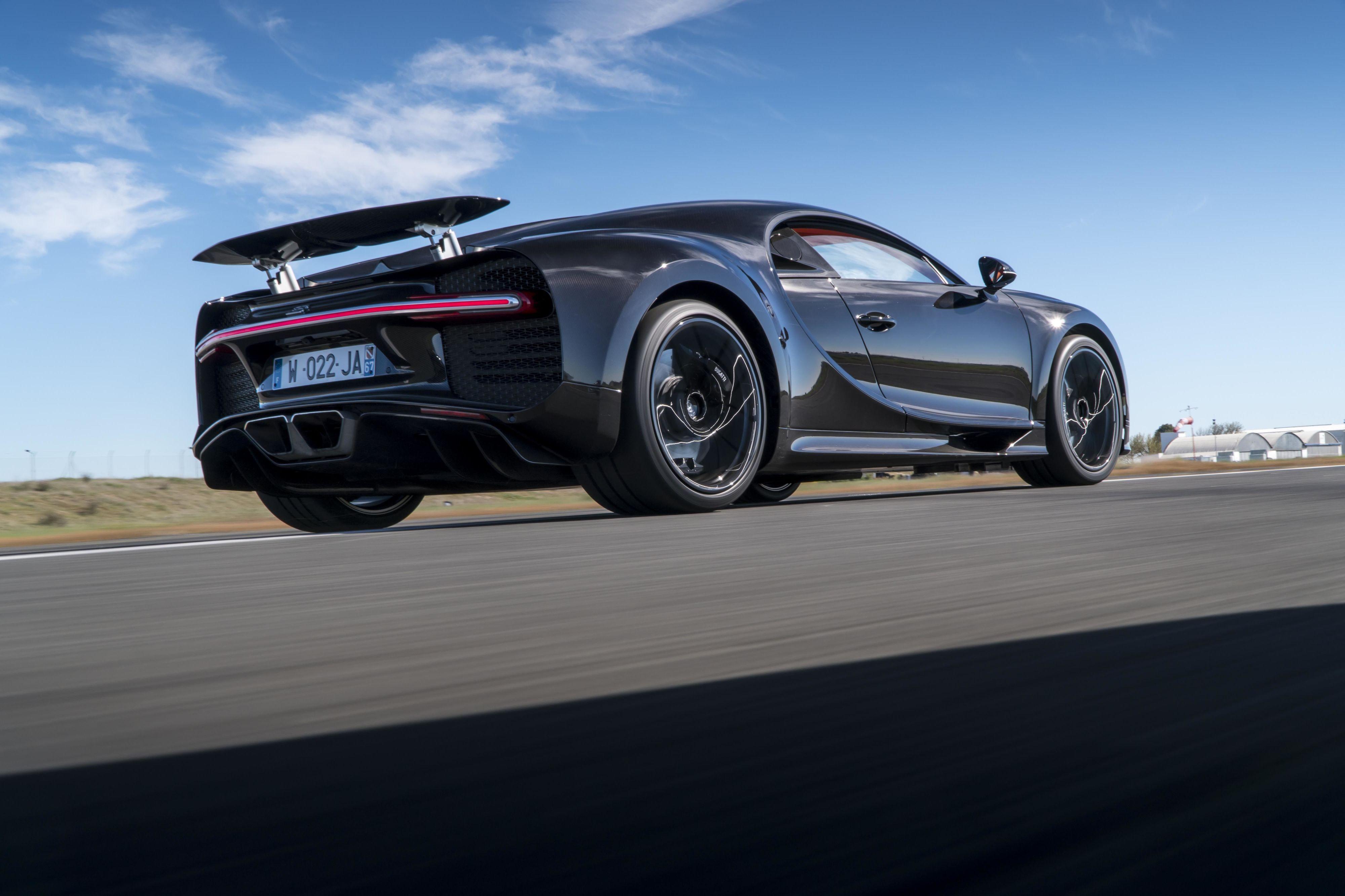 First Drive: Bugatti Chiron