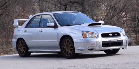The Subaru WRX STi Is a Hype Machine that Will Always End in ...