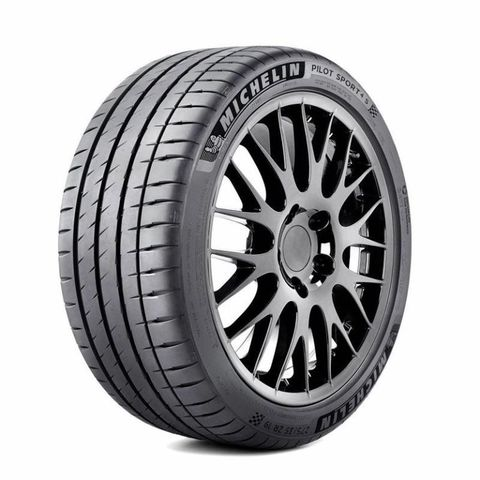 Michelin Pilot Sport 4 S First Tire Test