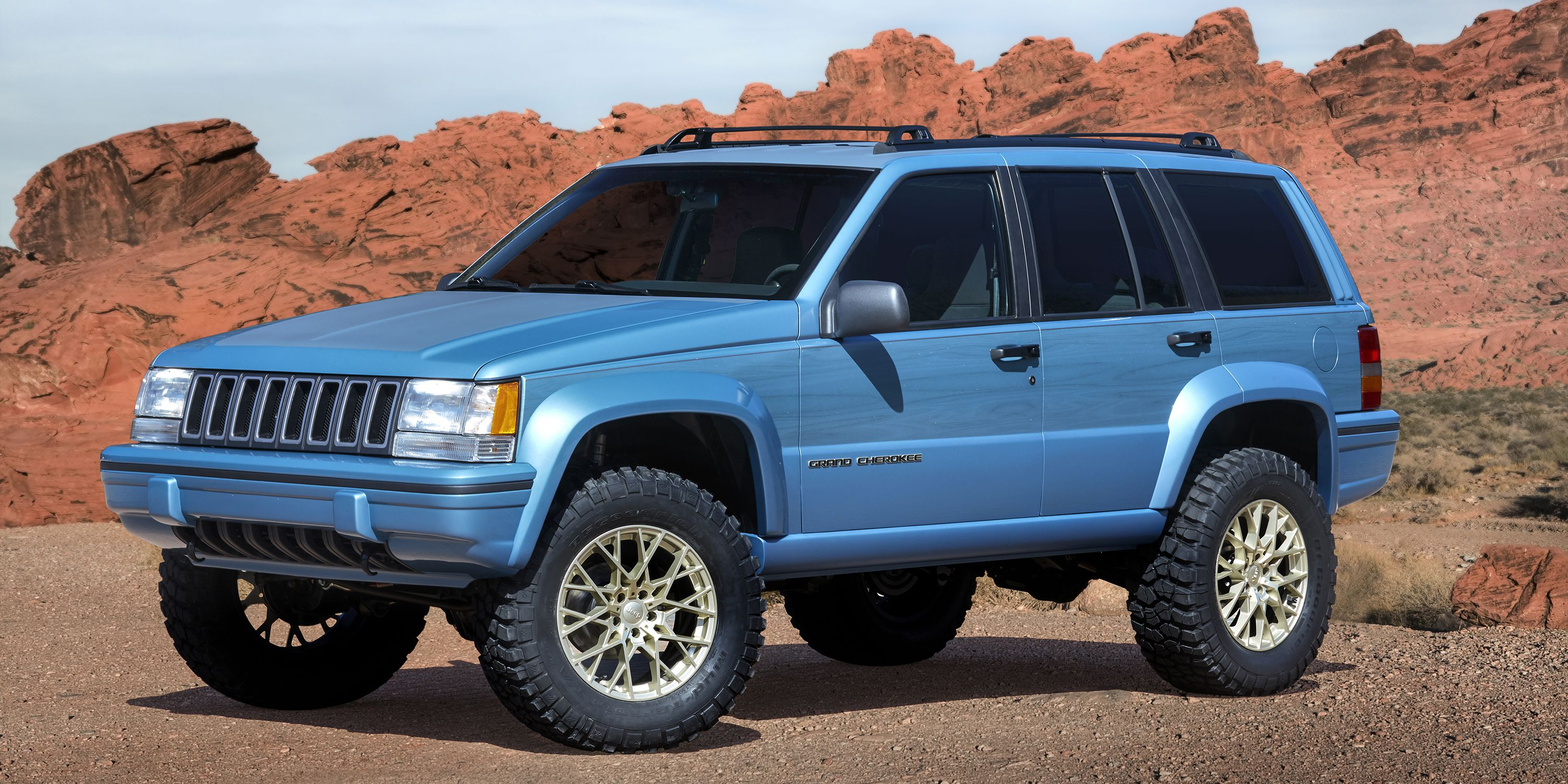Jeep Built Five Concepts For Easter Jeep Safari But This Resto