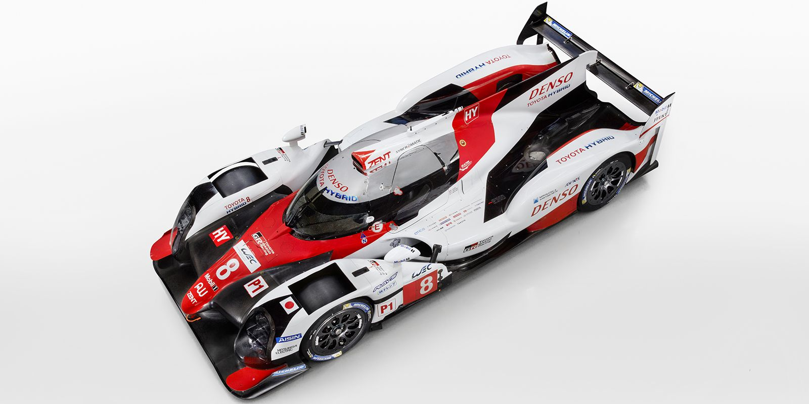 Here\'s The LMP1 Machine Toyota Hopes Will Win Le Mans